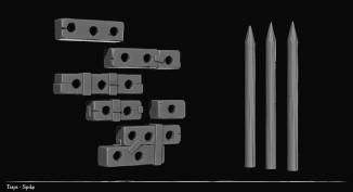 george-o-keeffe-16-sot-traps-spike-sculpt